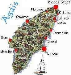 Karte Rhodos Urlaub.Rhodos Mache Urlaub Auf Rhodos Rhodos Welten